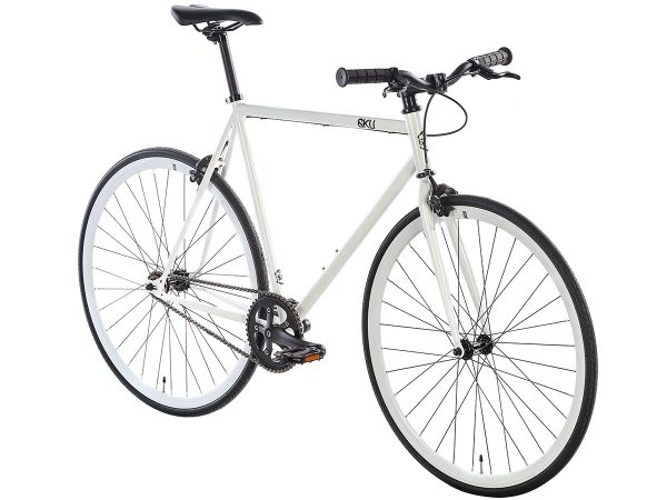 6KU Fixed Gear Bike - Evian 1-582