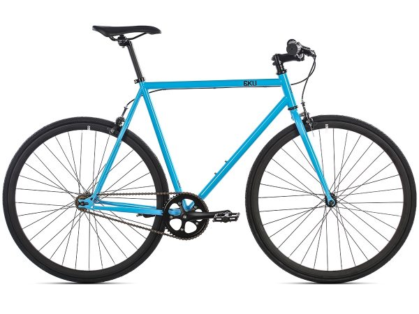 6KU Fixed Gear Bike - Iris