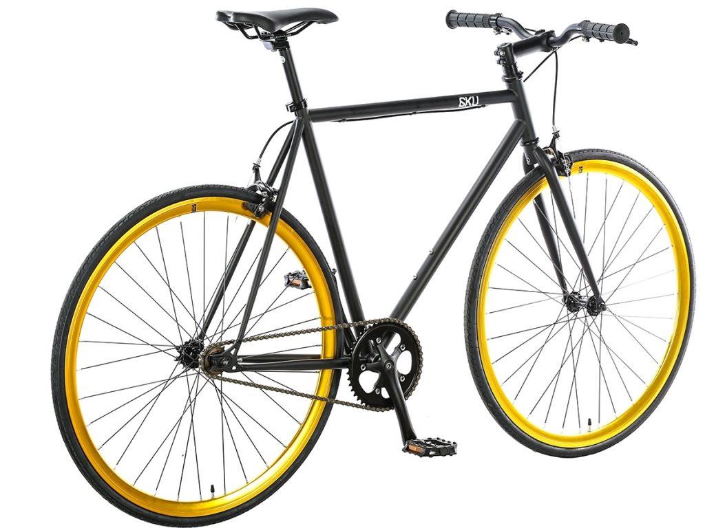 6KU Fixie Fahrrad - Nebula 2-609
