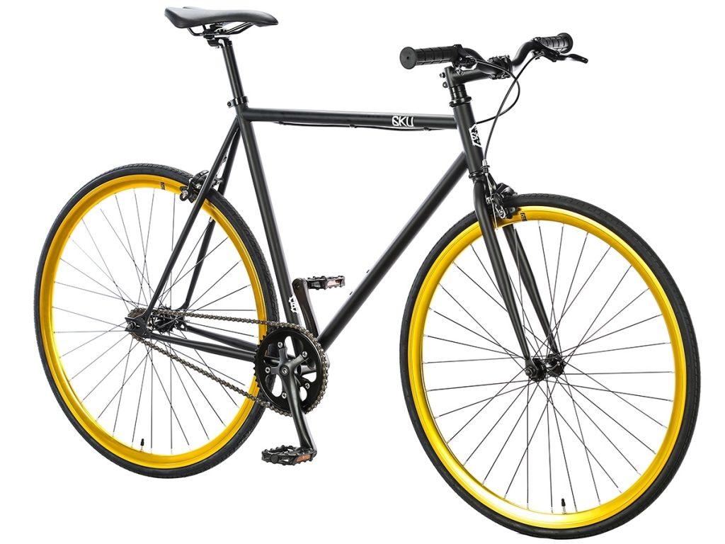 6KU Fixie Fahrrad - Nebula 2-611