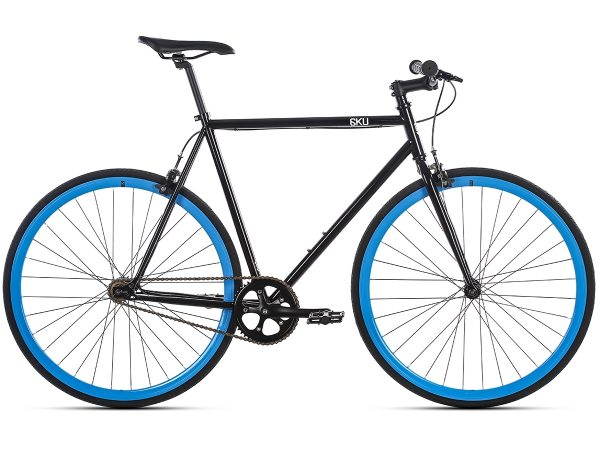 6KU Fixed Gear Bike - Shelby 4