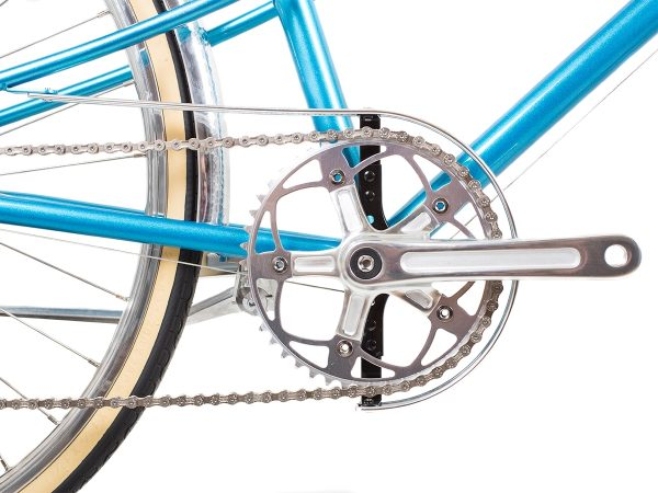 BLB Lola 8 Speed Ladies Bike Blue-545