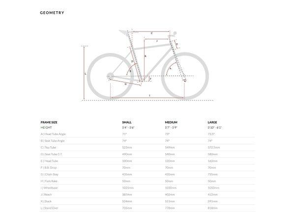 6KU Odyssey City Bike 8 Speed Delano Black-440