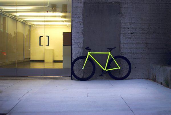 Pure Fix Glow Fixed Gear Bike Kilo-2470