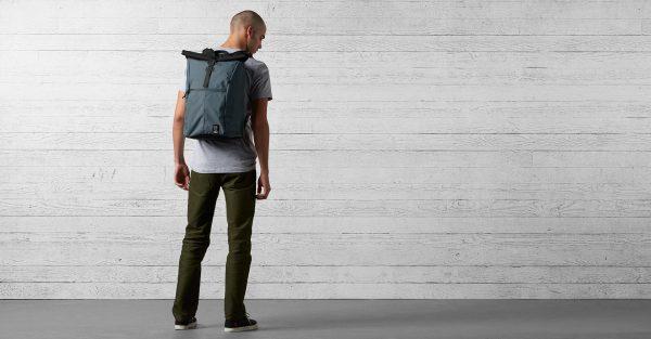Chrome Industries Yalta 2.0 Nylon Backpack - Indigo-2010