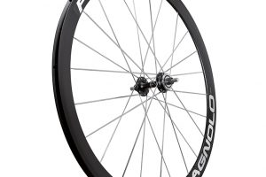 Campagnolo Pista Tubular Front Wheel-0
