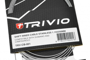 Trivio Innercable Shifter Stainless -0