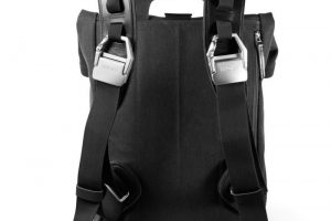 Brooks Inslington Canvas Rucksack-2738
