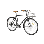 Fabric Bike City Bike Classic Black-556