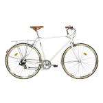 Fabric Bike City Bike Classic White