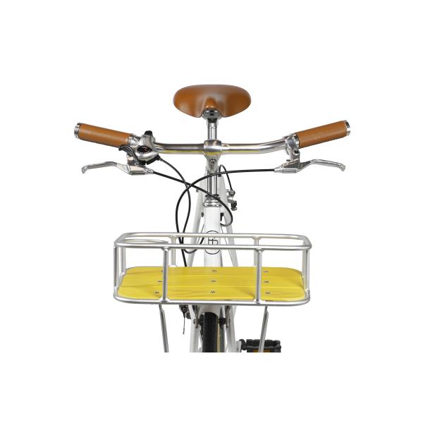Fabric Bike City Bike Classic White-3108