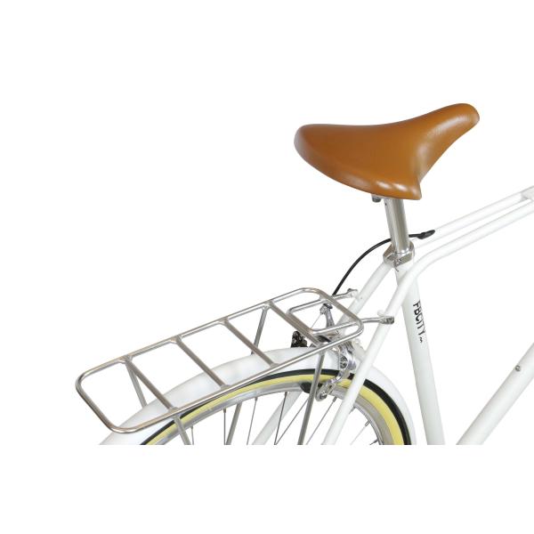 Fabric Bike City Bike Classic White-3109