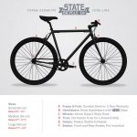 State Bicycle Fixed Gear Core Line Beorn-2348