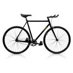 Finna Fixed Gear Bike Fastlane Dark Black-0