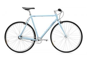 Finna Cycles Journey City Bike 3 Speed Sky Blue