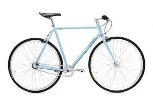 Finna Cycles Journey City Bike 3 Speed Sky Blue