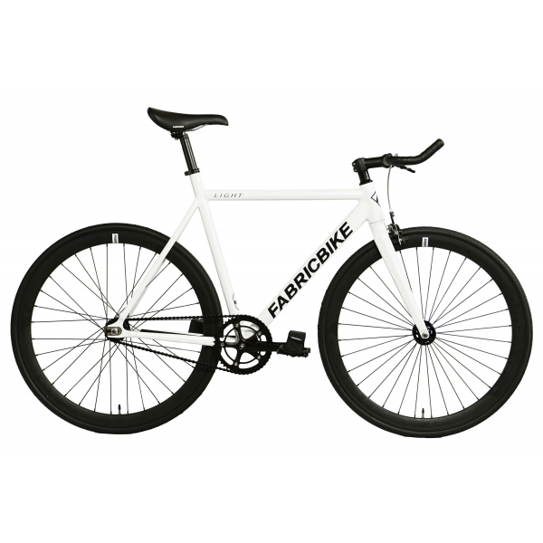 FabricBike Fixed Gear Bike Light - White-0