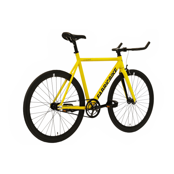 FabricBike Fixed Gear Bike Light - Yellow-2598