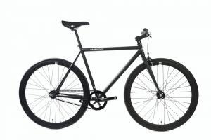 FabricBike Fixed Gear Bike - Fully Matt Black-0