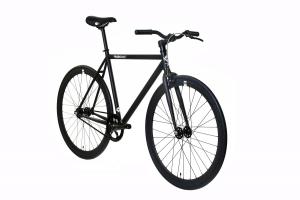 FabricBike Fixed Gear Bike - Fully Matt Black-2807