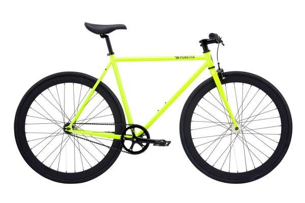 Pure Fix Glow Fixed Gear Bike Kilo-0