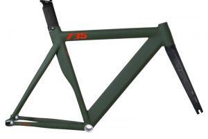 Leader 735 Frame + I805 Fork + Seatpost-0