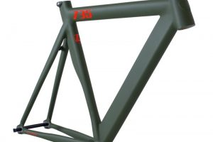 Leader 735 Frame + I805 Fork + Seatpost-3355