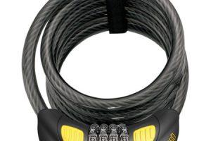 Onguard Combo Doberman Glo Chain Lock-0