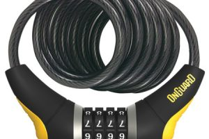 Onguard Combo Doberman Chain Lock-0