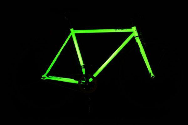 Pure Fix Glow Fixed Gear Bike Kilo-2469