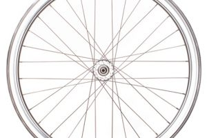 Origin 8 Front Wheel - Silver-0
