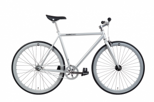 FabricBike Fixed Gear Bike - Gray-0