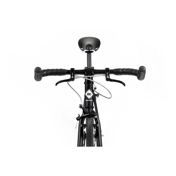 FabricBike Fixed Gear Bike - Gray-2786