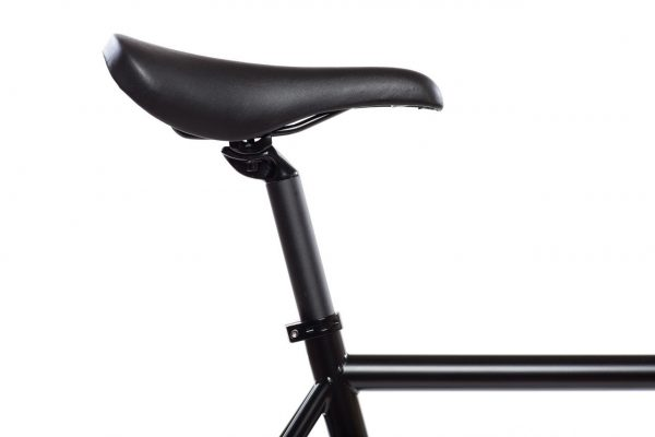 State Bicycle Fixed Gear 4130 Core Line Matte Black 6-2392
