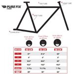 Pure Fix Original Fixed Gear Bike Charlie-1751