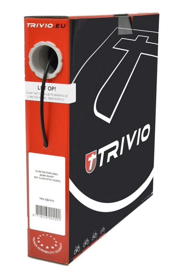 Trivio Outer Brake Cable 30M 5mm-0