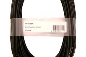 XLC Outer Cable 10M 5.5mm-0