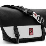 Chrome Industries Mini Metro Messenger Bag Black-White-0