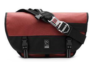Chrome Industries Mini Metro Messenger Bag-Brick/Black-5717