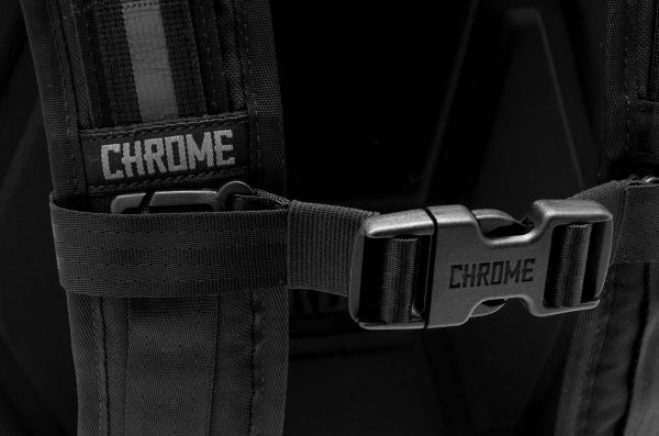 Chrome Industries Hondo Backpack Black-5799