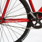 Unknown Fixed Gear Bike Paradigm Red-2015