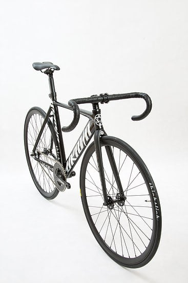 Unknown Bikes Fixed Gear Bike Singularity - Black-4122
