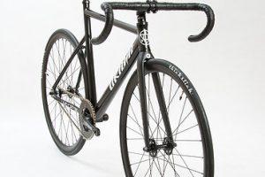 Unknown Bikes Fixed Gear Bike PS1 - Black-3276