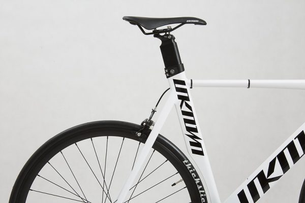 Unknown Bikes Fixed Gear Bike Singularity - White-3319