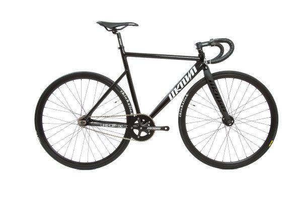 Unknown Bikes Fixed Gear Bike PS1 - Black-0