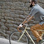 Finna Fixed Gear Bike Velodrome Vanilla Cream-3097