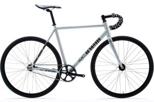 Cinelli Fixed Gear Bike Tipo Pista 2018 - Silver-0