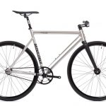 State Bicycle Co Fixed Gear Bike Black Label v2 – Raw Aluminum-0
