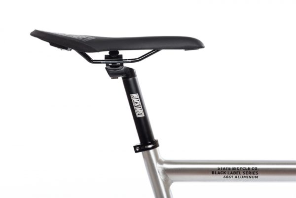 State Bicycle Co Fixed Gear Bike Black Label v2 - Raw Aluminum-6552
