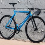 State Bicycle Co Black Label v2 Fixed Gear Bike – Typhoon Blue-6574